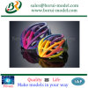 Schnelle Plastikprototypen durch CNC-Fräsmaschine und 3D Druckservice färben