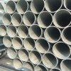 BS1387 de grau médio médio quente com rosca de tubo de aço galvanizado