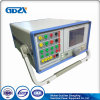 Testeur de relais de micro-ordinateur classique de la protection trois phase