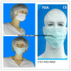 No Tejidos 3ply Earloop desechables Mascarilla de Hospital