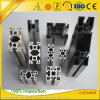 Schlitz-Strangpresßlinge des ISO-9001 industrielle Aluminium-T für PergolaGazebo
