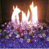 Feuer-Glasraupe-Feuer-Vertiefung