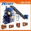 Machine de fabrication de brique complètement automatique de matériau de construction d'argile de machine de la brique Hr1-10