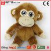 아기 아이를 위한 새로운 채워진 견면 벨벳 동물성 연약한 원숭이 장난감