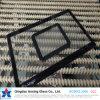 vidro temperado da cópia do Silkscreen de 3mm para o edifício/construção