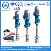 Pompe centrifuge submersible marine pour le transfert d'huile lubrifiante