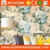 Décoration maison étanche fabricant de papier peint en vinyle PVC