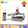4 axes en 3D 1325 CNC Router la gravure de coupe de la machine pour le bois, le travail du bois, de la publicité