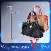 Carrinho do saco da cremalheira do saco do aço inoxidável de prateleira de indicador do saco da cremalheira de indicador do saco do carrinho de indicador do saco do gancho do saco (YZ161509)