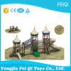 Серия замока спортивной площадки малыша скольжения детей покупкы верхнего качества (FQ-CL0231)