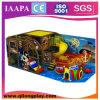 Campo de jogos interno macio pequeno do navio de pirata (QL-17-5)