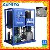 Luft abgekühlter kleiner Eis-Hersteller/Gefäß-Eis-Maschine (2.5T/Day)