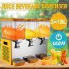 تجاريّة [18ل3] دبابة يجمّد باردة شراب شراب لبن عصير موزّع آلة