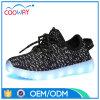 2017 zapatos ligeros más nuevos del estilo LED de la manera de la Caliente-Venta para los cabritos