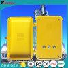 Telefone resistente do tempo impermeável industrial do telefone do IP do telefone Knsp-04