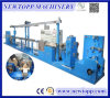 TeflonhochtemperaturWire&Cable Extruder-Zeile Gerät