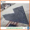 위로 Seam Joint를 가진 중국 L Shape Granite Countertops