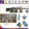 Держатель кабеля пальчикового типа кабеля тележки для электрического подъемника