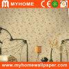 Commerce de gros de papier peint en vinyle avec motif floral