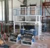 Машина пленки LDPE штрангя-прессовани двойной бочки 2 болторезных патронов