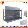 Cremalheira resistente personalizada Manufactured das prateleiras de indicador do supermercado (Zhs224)