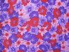 Oxford 600D Fleurs tissu de polyester d'impression (DS1175)