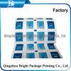 Flexoの巻き枠(40g+15gPE)の印刷によって薄板にされるPEのペーパー