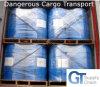 Serviço de transporte seguro da carga para bens químicos