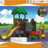 Parc de loisirs en plastique de l'équipement de plein air pour les enfants