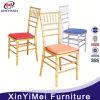 Cadeira de Chiavari Tiffany do metal da alta qualidade para o casamento