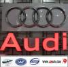 Рекламировать подписывает внутри логос автомобиля дилерских полномочия магазина автомобиля 4s