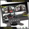 중국 공급자 7 인치 9 인치 DC12V~24V 4chs 쿼드 쪼개지는 디지털 스크린 800X480 대 버스를 위한 혼자서 차양 차 뒷 전망 사진기 모니터 또는 트럭 또는 차 또는 Motorhomes