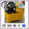 販売R6、R5の機械ホースのひだ付け装置にひだを付けるR4フィン力の油圧ホースのための使用された機械装置