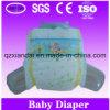Couche-culotte de bébé pour le marché de la Russie avec Topsheet doux superbe