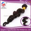 Выдвижение человеческих волос Remy девственницы надкожицы волны путать свободно свободное (HLWB-A441)
