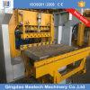 緑または粘土の砂のための半自動鋳物場の成形機