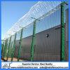 la INMERSIÓN caliente de 76.2m m *12.7mm galvanizó la valla de seguridad anti de la subida 358