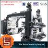 Machine d'impression en plastique de tissu automatique