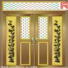 Perfiles de aluminio/de aluminio de Extruson para la puerta de la decoración