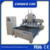 3D, das CNC-Fräser-Maschine mit hoch entwickeltem Betriebssystem schnitzt