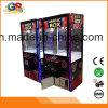 Máquina de jogo a fichas do presente da arcada do Vending do empurrador da caixa mágica