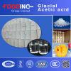 Acide acétique glaciaire liquide transparent de qualité 99% pour le constructeur de nourriture