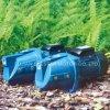 Jsp el motor de hierro fundido de la bomba de chorro de agua