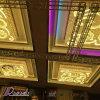 Lustre de cristal decorativa do átrio para o projeto de hotel