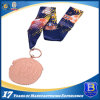 Цинкового сплава Die-Casting медаль для продвижения по службе (Ele-медаль-103)