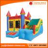 Moonwalk inflable/juguete de salto del castillo con la diapositiva (T3-110)