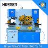 Hydraulischer Hüttenarbeiter-hydraulische kombinierte lochende und scherende Maschine