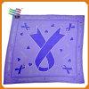 Het digitale Vierkante Katoen Bandana van de Druk met het Embleem van de Douane