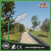 réverbère imperméable à l'eau économiseur d'énergie de panneau solaire du prix usine 20W DEL