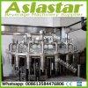 Automático de la botella de plástico giratorio de zumo de naranja de la planta de fabricación de llenado en caliente